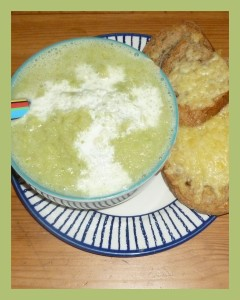 How To Make Celery Soup
