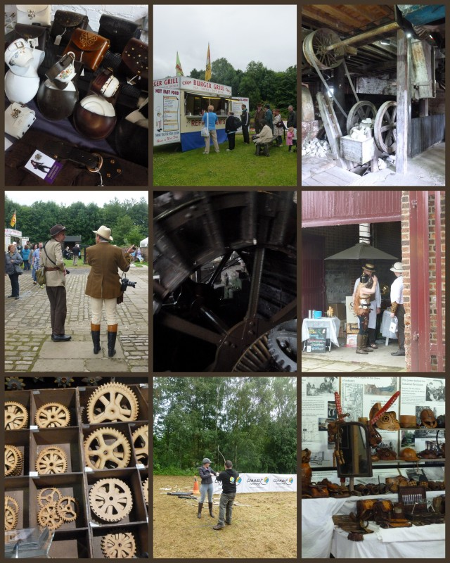steampunk and waterfront festival