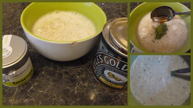 Matcha Porridge