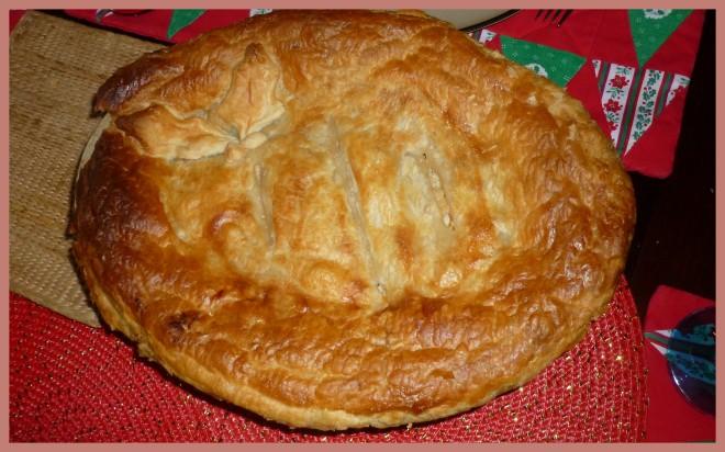 Quorn Pie1