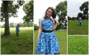 blue summer dress1